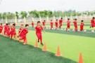 校园足球进校园 不只让孩子会踢球