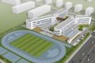 西海岸新建改扩建3所中学 山大图书馆交付