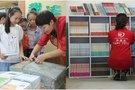 公益起跑传递书香--隆基泰和捐建图书室援手山区教育