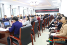 廊坊師范學院召開2019年度學科建設領導小組擴大會議