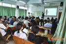 复学准备时,迎接新挑战——广州商学院开展智慧教室设备使用培训