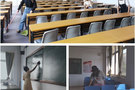 豫章师范学院学生返校后上的第一课