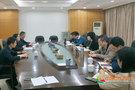 百色學院領導率隊到廣西教育廳匯報工作