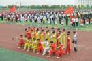 嵩山少林武术职业学院第九届武术文化节开幕