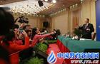 袁贵仁坦诚回应教育改革发展热点难点问题