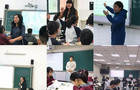 """和而不同,各显其美 郑州23中教师""""同课异构""""展风采"""