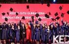 上海交通大学-法国凯致商学院国际在职MBA毕业暨开学典礼隆重举行