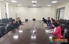 湖北生態工程職業技術學院與長江大學開展科技合作