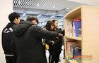 重庆能源职业学院图书馆顺利开展新馆压力测试