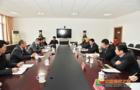 大慶市雙元制職業技術實訓基地建設推進會在大慶師范學院召開