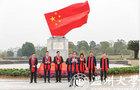 厚植爱国情怀 传承红色文化——国内高校首个国旗广场在温州大学落成