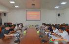 江西科技师范大学主持召开大学生思想政治教育工作领导小组会议