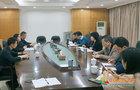 百色学院领导率队到广西教育厅汇报工作