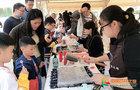 西南大学图书馆参展北碚全民读书月 助力传统文化普及