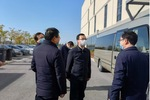 南通市委常委、区委书记刘浩率队赴江苏涵润走访慰问