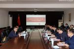 中国环境科学研究院吴丰昌院士莅临衡水学院指导工作