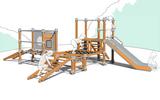 玩朝幼教装备 幼儿百变体能系列教玩具  幼儿体能锻炼  STEAM教育理念