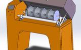 集料微型狄法爾法磨耗試驗儀