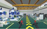 VR模具工廠應用仿真軟件