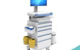 多功能一體式護理推車多層抽屜送換藥電腦推車病房護理工作站臺車