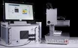 石墨烯/二維材料電學性質非接觸快速測量系統