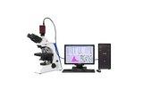 显微颗粒图像分析系统
