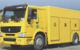 江泊途安  路面橫向力摩擦系數檢測車JBTA-SFC-2(摩擦系數)