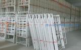 廣西百色學生鐵架床方管圓頭鐵架床拆裝上下鋪鐵架床工廠定制