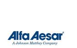 Alfa Aesar(阿法埃莎)华中区收授权销售上海效胜一家科研试剂、科研耗材的生产商及供应商