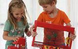 迪士尼賽車總動員兒童玩具小型抓娃娃機迷你抓捕球機投幣夾娃娃機