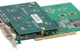 SDI分量壓縮卡(廣播級質量,支持一卡兩路,MPEG2,MPEG4格式)