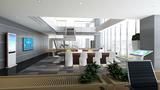 指挥办公室-智慧教室-创客空间-图书馆-录播室-展厅展馆
