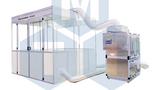 MSK-ADR-1500EP40 小型干燥洁净室