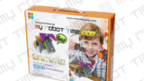 韩端教育机器人套件My robot time1早教智能玩具/拼装益智玩具