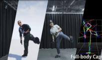 瑞立视正式对外发布VR多人同时全身动捕软件