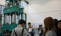 媒体探访中南大学高性能复杂制造国家重点实验室