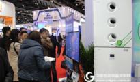 凌斐鸿携新风机亮相北京教育装备展