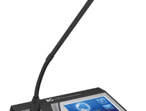 itc會議代表單元TS-0203A 手拉手會議系統 台式會議話筒