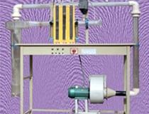 上海实博 CQX-1除尘器性能测定实验台 空调制冷专业 家用电器实训设备 厂家直销