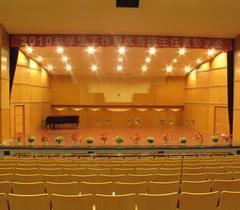 兰州城市学院灯光音响工程