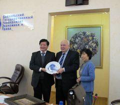 江西省虞国庆厅长率团访问俄罗斯、捷克、匈牙利