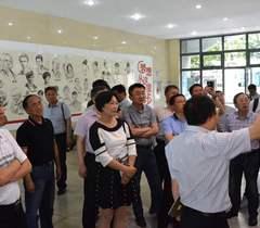 """南京市教育装备办开展""""对标找差""""活动"""