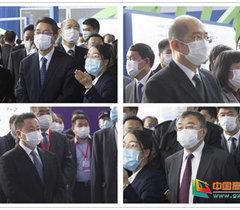 第十二届中国国际专利技术与产品交易会在连举办 大连理工大学党委书记王寒松出席