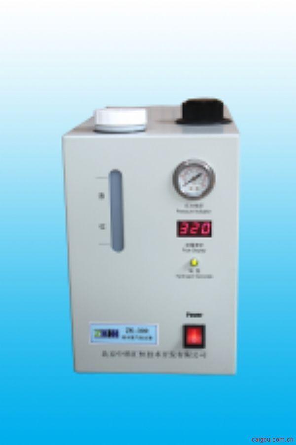 纯水氢气发生器   ZK-300