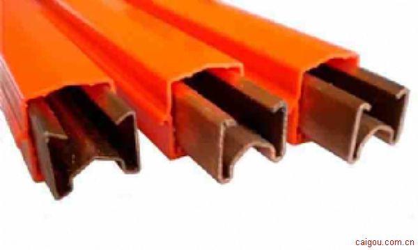 单极铜安全滑触线