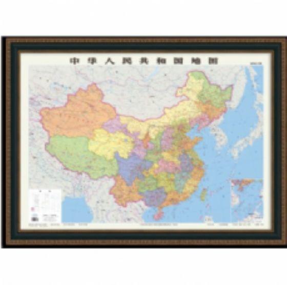 天朗紫微供應高清中國地圖|語音地圖|MPR掛圖