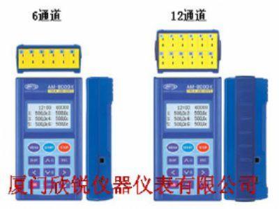 日本安立原装数显多通道温度计AM-8061
