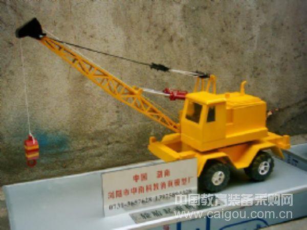 起重機械、建筑機械、施工機械系列模型
