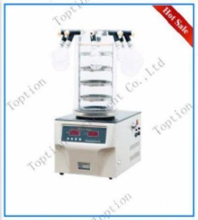 TOPT-2代真空冷冻干燥机-FD-1C-50普通挂瓶型