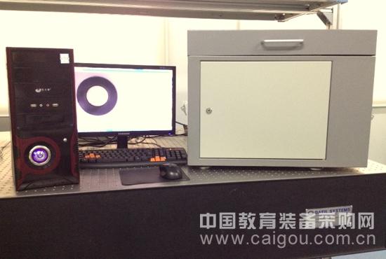 【哈尔滨工程大学】光纤折射率分布测试实验仪
